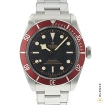 Tudor pre-owned Automatic 41.5mm Black Sapphire Glass 20 ATM