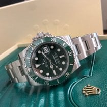 Rolex Submariner Date 116610LV 2017 новые