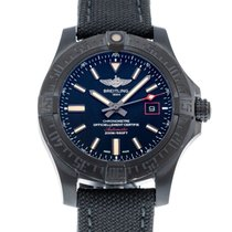 Breitling V17311 Titanium 2010 Avenger Blackbird 44mm pre-owned United States of America, Georgia, Atlanta