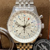 Breitling Navitimer World A24322 2019 pre-owned