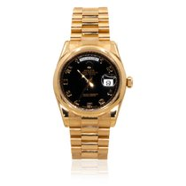 Rolex Day-Date 36 118205 2007 new