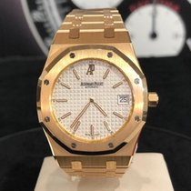 Audemars Piguet Royal Oak Jumbo Rose gold 39mm White