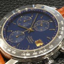 Girard Perregaux GP 7000 Steel 38mm Blue No numerals