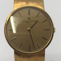 Vacheron Constantin Patrimony Or jaune 33mm France, Paris