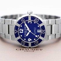 Chaumet Class One Ocel 38mm Modrá Arabské