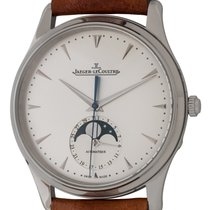 Jaeger-LeCoultre Q1368420 Steel Master Ultra Thin Moon 39mm pre-owned United States of America, Texas, Austin
