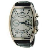 Franck Muller Casablanca Chronograph 18K White Gold