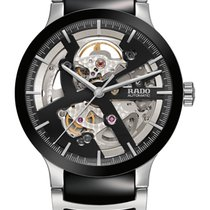 라도 (Rado) Rado R30178152 Centrix Automatic Open Heart Men's Watch