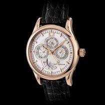 Carl F. Bucherer 18K Rose Gold Manero Perpetual Calendar...