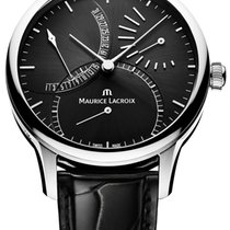 Maurice Lacroix Masterpiece Steel 43mm Black United States of America, New York, Airmont