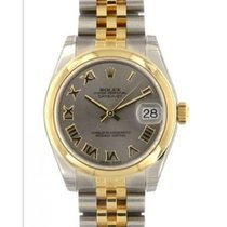 Rolex Datejust 31 178243 Steel Yellow Gold 31mm