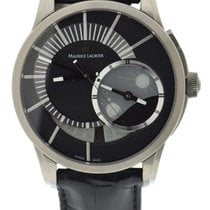 Maurice Lacroix Pontos Décentrique GMT new Automatic Watch with original box and original papers PT6108