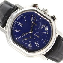 Daniel Roth MASTERS CHRONOGRAPH AUTOMATIC BLUE DIAL