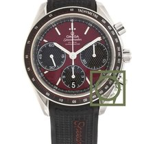 Omega Speedmaster Racing Staal 40mm Zwart