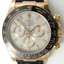 Rolex : Daytona Cosmograph :  116515 LNi :  18k Everose Gold :...