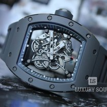 Richard Mille Limited Edition Bubba Watson All Grey