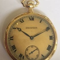 Patek Philippe Pocket watch Open-face, bassine style, yellow...