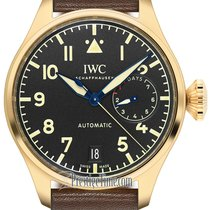 IWC Bronze Automatic Black 46.2mm new Big Pilot