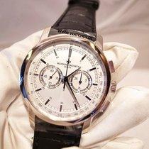 Vacheron Constantin Patrimony Traditionelle Chronograph White...