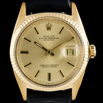 Rolex Datejust Vintage Gold 1601