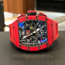 リシャール・ミル (Richard Mille) RM 011 TPT Red Quartz Automatic...