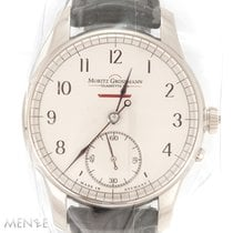 Moritz Grossmann White gold 40mm Manual winding MG-00461 new