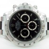 Rolex 16520 Aço 1999 Daytona 40mm usado