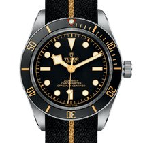Tudor 79030N-0003 Staal 2019 Black Bay Fifty-Eight 39mm nieuw