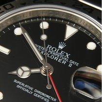 ロレックス エクスプローラー II 新品 39mm ステンレス