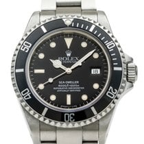 Rolex Sea Dweller 16600 Box & Papers 1994