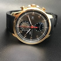 IWC Portuguese Yacht Club Chronograph pre-owned 45mm Rose gold