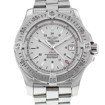 Breitling Colt Automatic pre-owned 41.1mm Steel