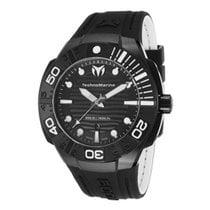 Technomarine Black Reef Steel 45mm Black No numerals