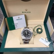 Rolex 116710LN Steel GMT-Master II 40mm new
