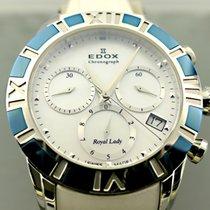 Edox Kadın Kol Saati 36mm Quartz yeni Orijinal kutuya ve orijinal belgelere sahip saat 2012