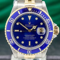 Rolex Submariner Date 40mm Blue Arabic numerals