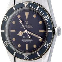 Rolex 5508 Stal Submariner (No Date) 37mm używany