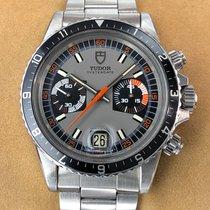 Tudor Montecarlo Steel 40mm Grey Arabic numerals