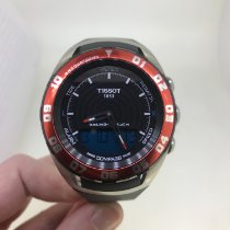 Tissot Sailing-Touch Zeljezo Crn