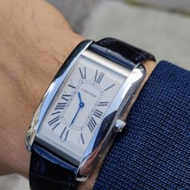 Cartier Tank Américaine 1736 pre-owned