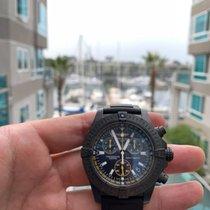 Breitling Avenger Seawolf Steel 45mm Black United States of America, California, Los Angeles
