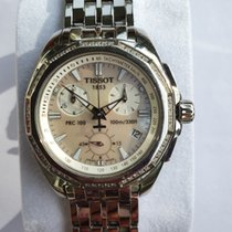 Tissot PRC 100 Steel 33mm Mother of pearl