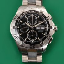 TAG Heuer Aquaracer 300M Steel 43mm Black No numerals United States of America, California, Los Angeles