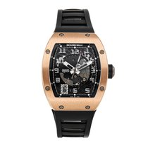 Richard Mille Rose gold 37.6mm Automatic RM005 AF PG pre-owned