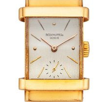 Patek Philippe Vintage Yellow gold 37.5mm Silver United States of America, Florida, 33431