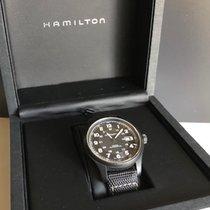 Hamilton H70575733 Titane 2011 Khaki Field Titanium 42mm occasion