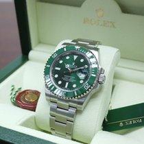 Rolex Submariner Green Bezel & Green Dial 116610LV