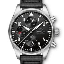 IWC Pilot's Watch Chronograph - NEW - VAT INC. 22%