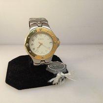 Ebel Sportwave 18 Karat Gold & Stainless Steel Unisex Watch...