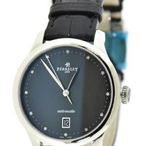 Perrelet First Class Steel 38mm Black United States of America, New York, New York